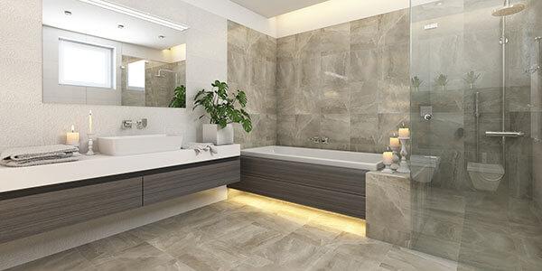 Neues Bad Vom Sanitar Fachmann In Langenfeld
